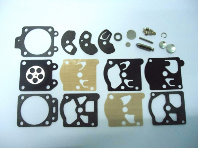 Carburetor Repair/Rebuild Kit Replaces Walbro K10-WAT for STIHL Husqvarna McCulloch Echo Chainsaw Edger Trimmer