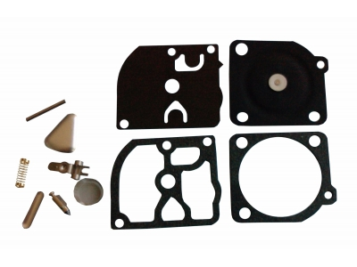 Carburetor Repair/Rebuild Kit Replaces ZAMA RB-41 for Husqvarna 343 345 R15 trimmer H356 blower Poulan LE-CSI ChainSaw Stihl 021 023 025